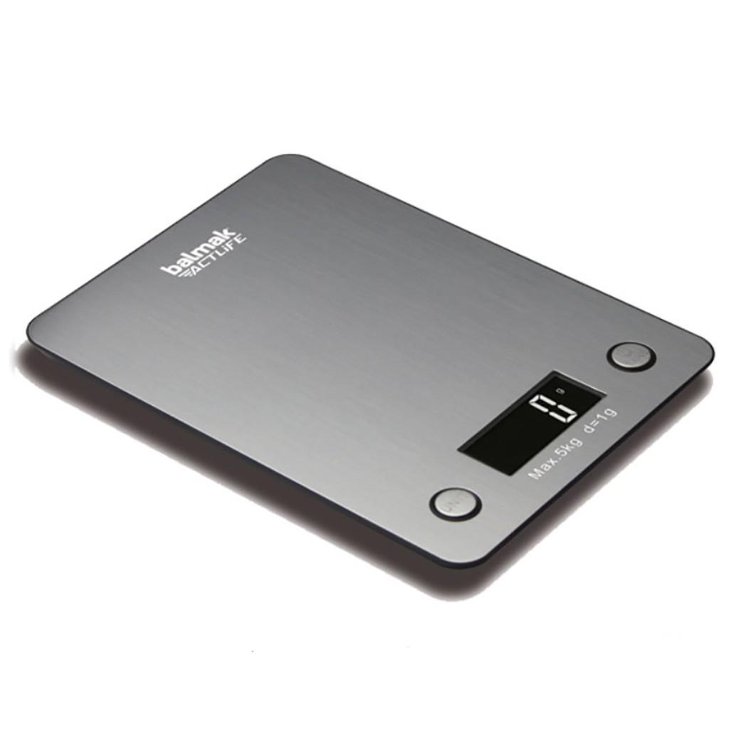 Balança Digital de Precisão 5Kg Balmak Superinox-5 Ultra-Slim