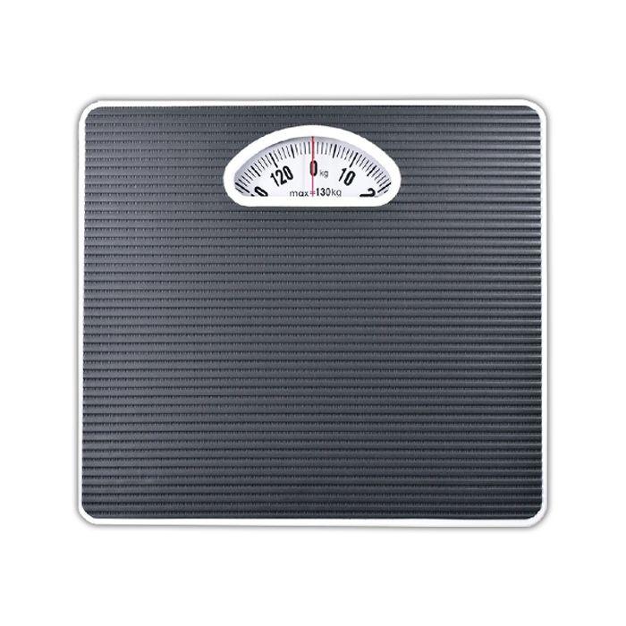 Balanca mecanica p/ pesar pessoas cap. 130kg incoterm ref. 28025