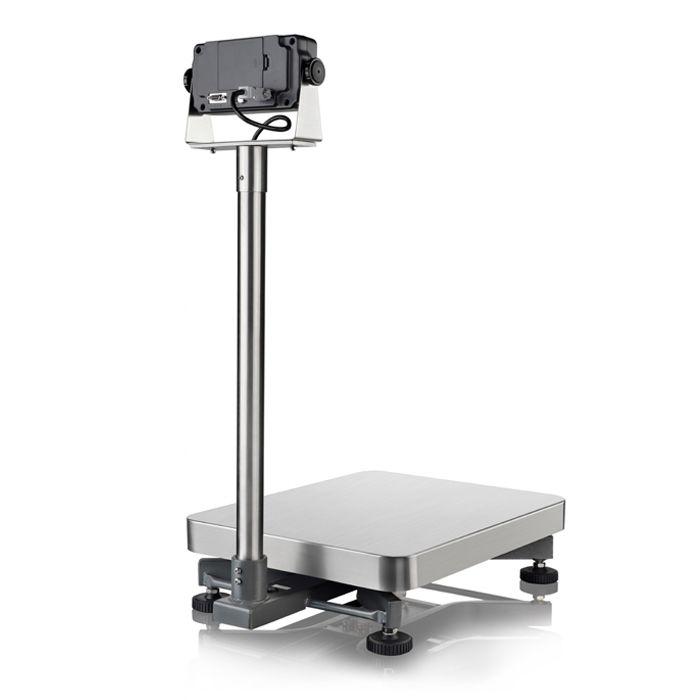 Balanca plataforma elet. 120kgx20gr elgin 40x50cm mod.46balplat120