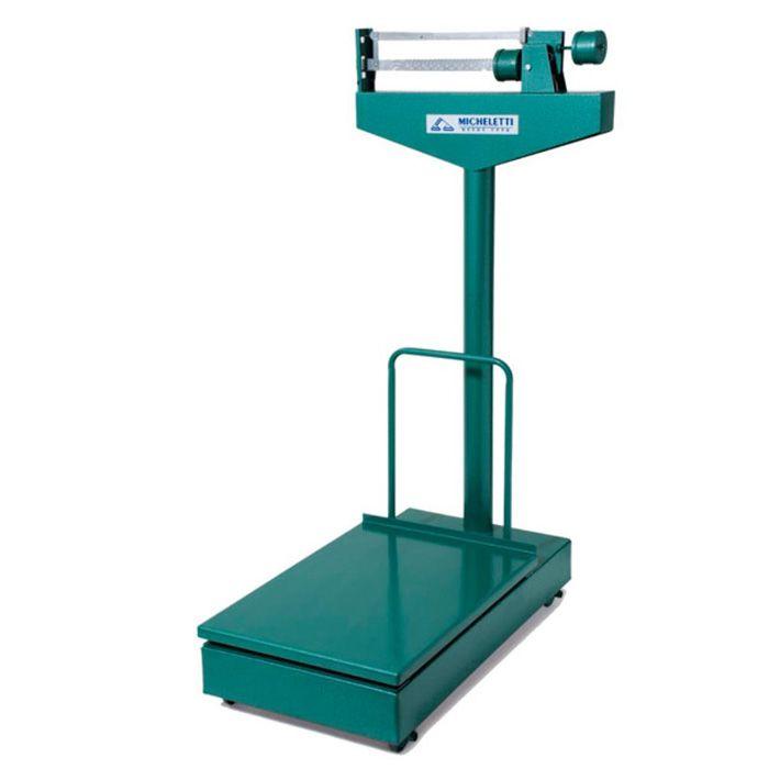 Balanca plataforma mecanica 300kg micheletti 41x57 cm mod. mic-2/b