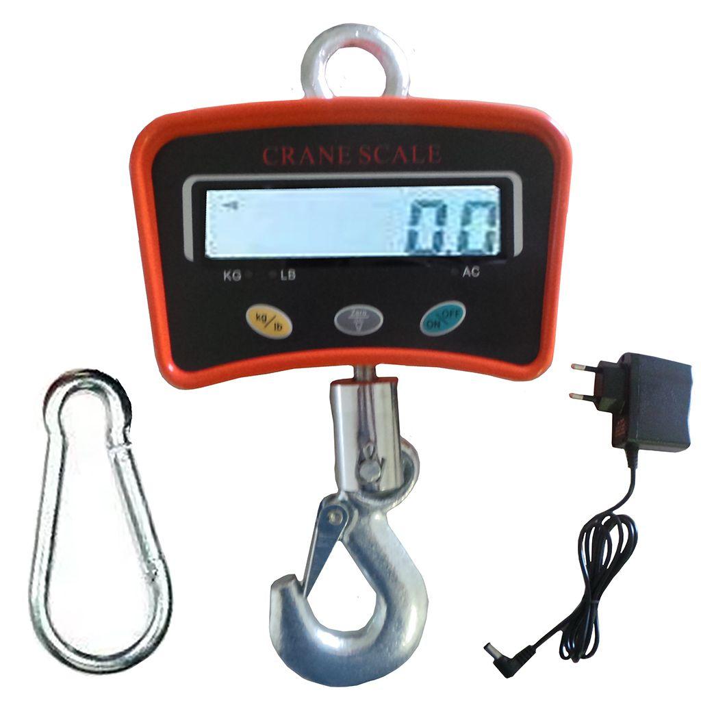Balança Digital Tendal Eletrônica 500kg Gallizzi - 127/220v