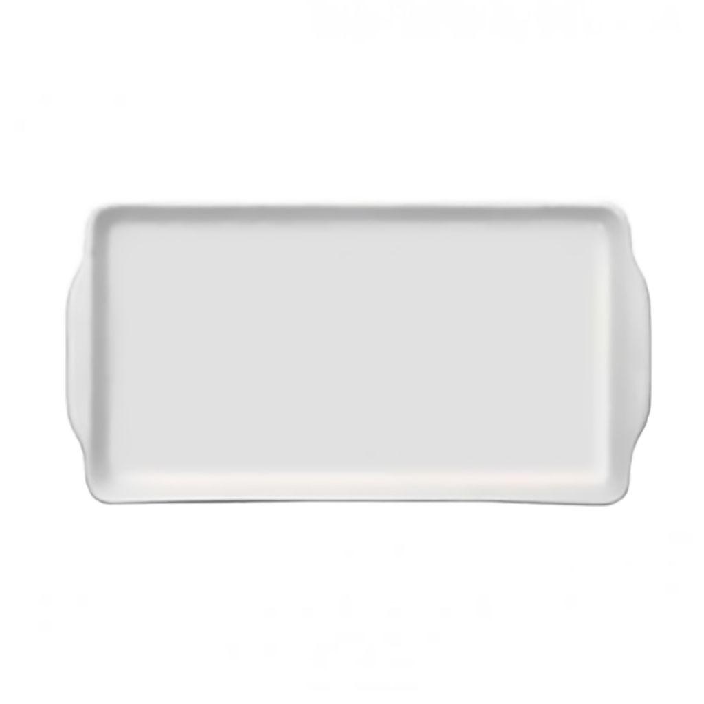 Bandeja Para Auto Serviço 31x42cm Branco Della Plast