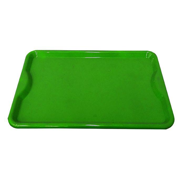 Bandeja p/ auto servico 33x48 verde della plast ref. 2500.17
