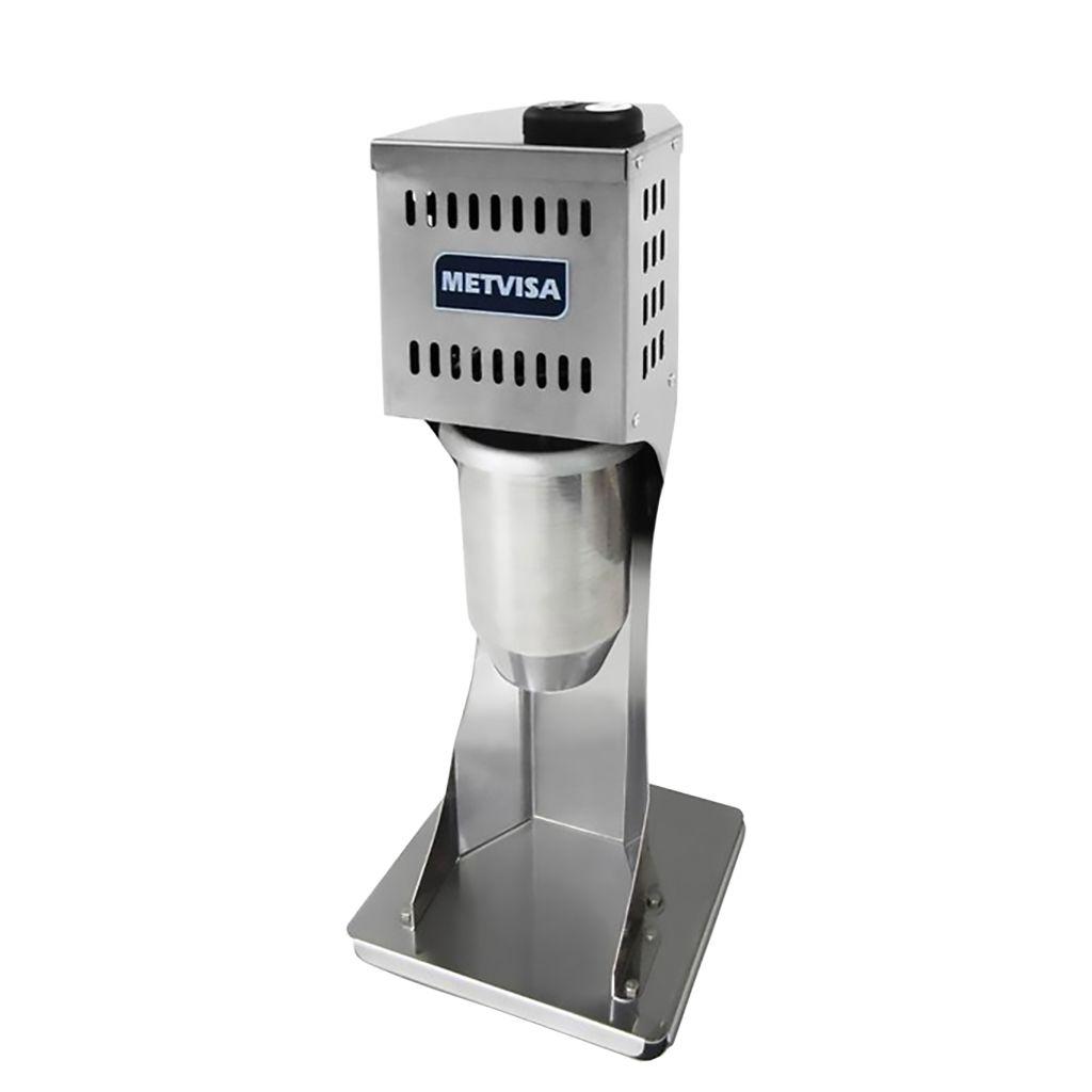 Batedor de milk shake visa 127v corpo inox mod. bmk