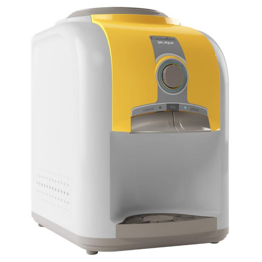 Bebedouro Garrafão de Mesa Esmaltec Amarelo Egm30 - 127v