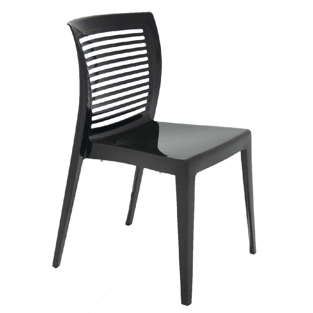 Cadeira Em Polipropileno Victória 82x47x52cm Tramontina - Preto
