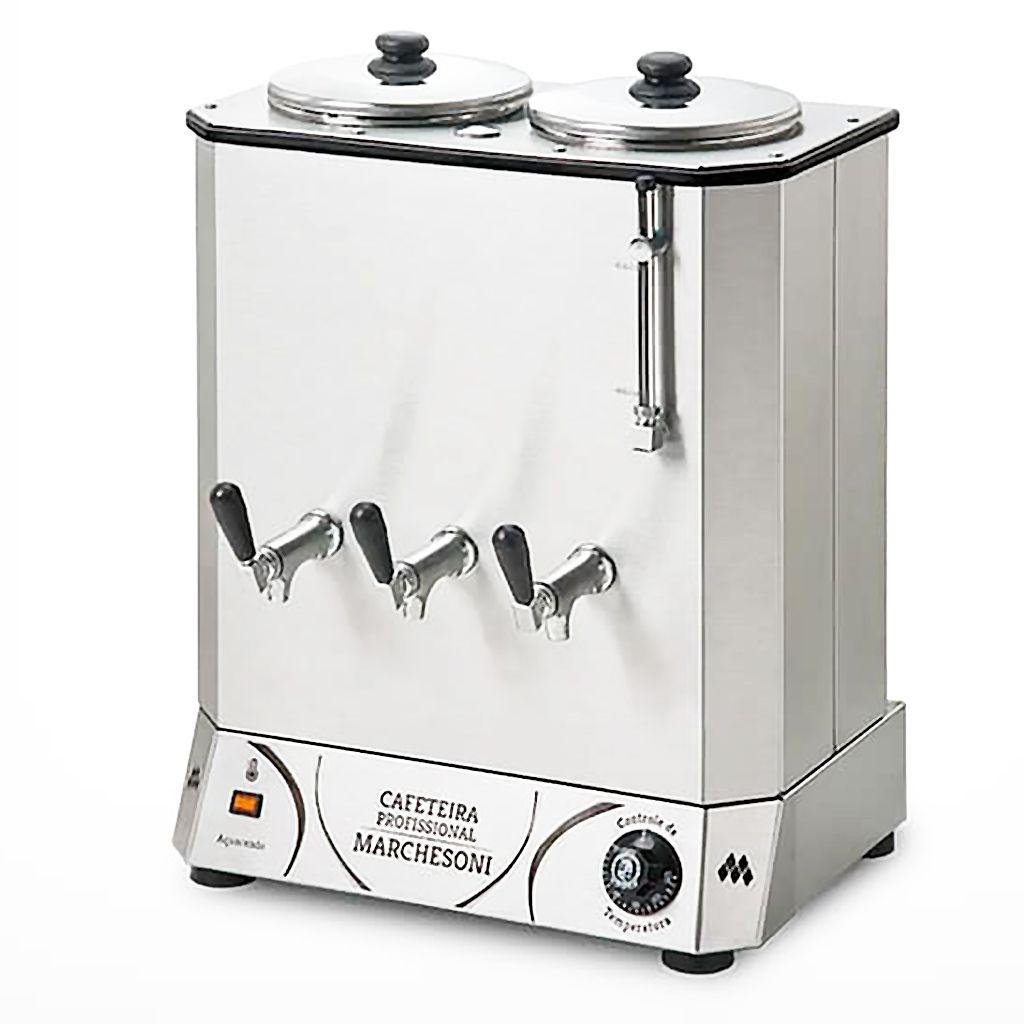 Cafeteira Elétrica 8L 2500W Marchesoni CF.4.421 - 127v