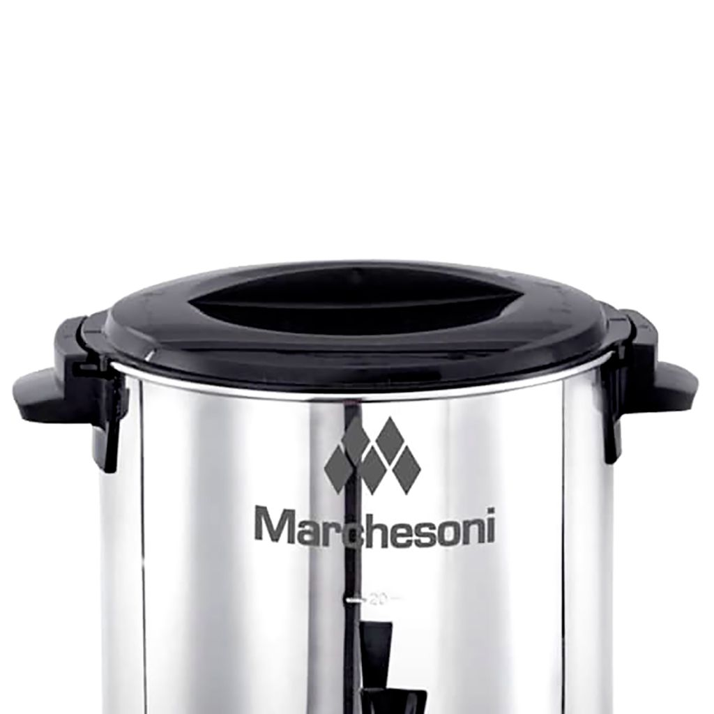 Cafeteira marchesoni   2lt 1 dep. 127v automatica ca402 mod. cf.1.201