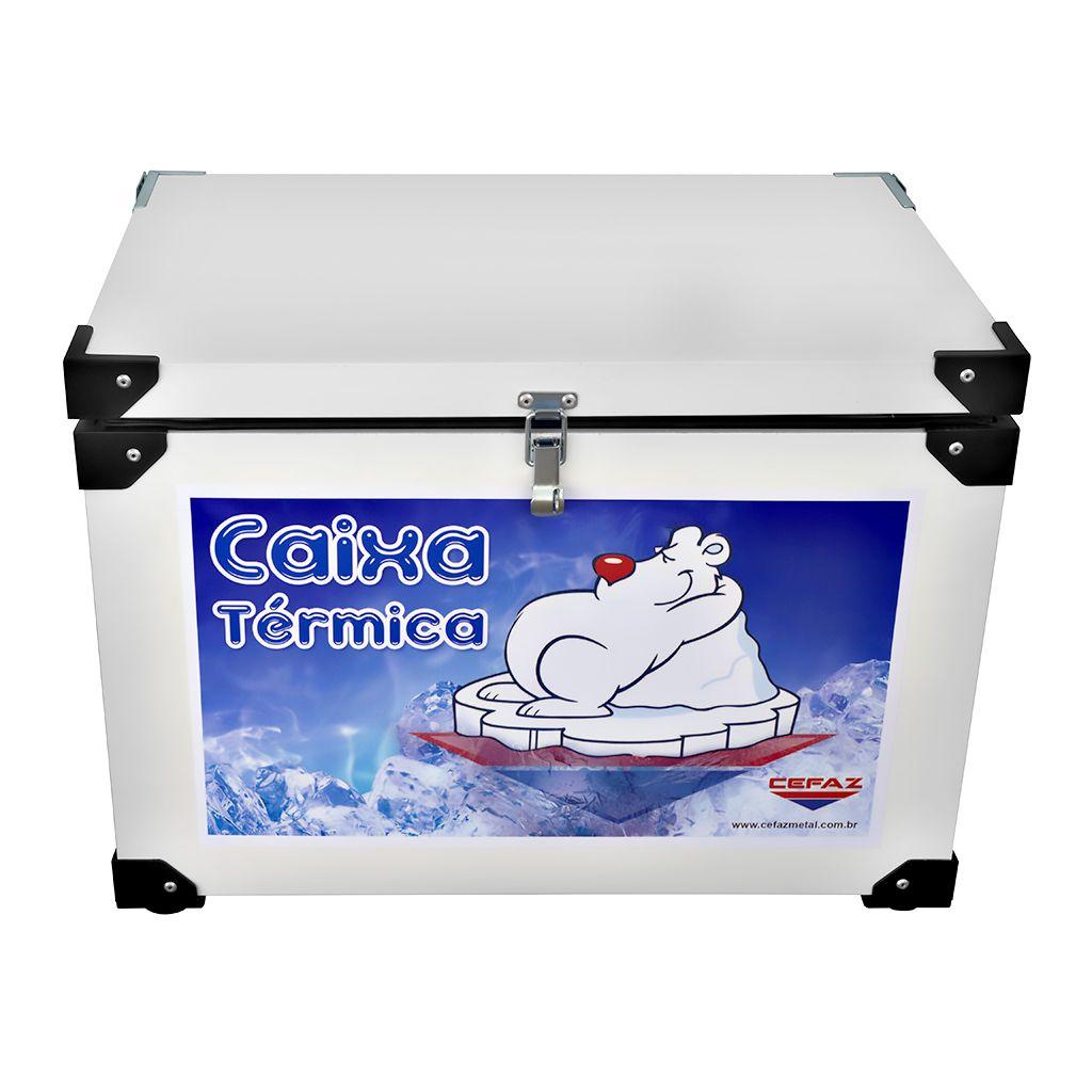 Caixa Térmica 278L Interno em Inox Cefaz CTI-300