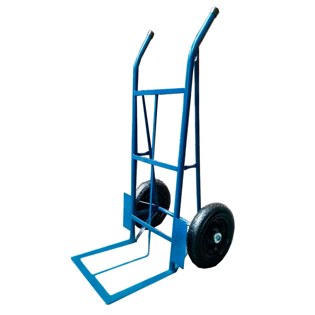 Carro para Armazém de Carga 150x45x37cm Azul MEPP