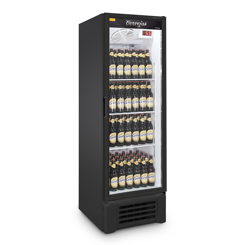 Cervejeira Refrimate 400L VCC400 Preto - 127v