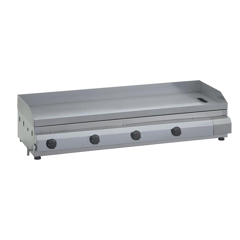 Chapa Para Lanche à Gás 100cm 4 Queimadores Cg-110 Edanca