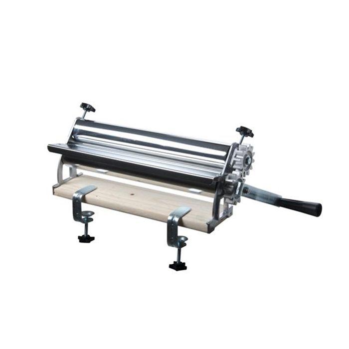 Cilindro p/ massas manual anodilar 35cm  aluminio sova master cromado 264137
