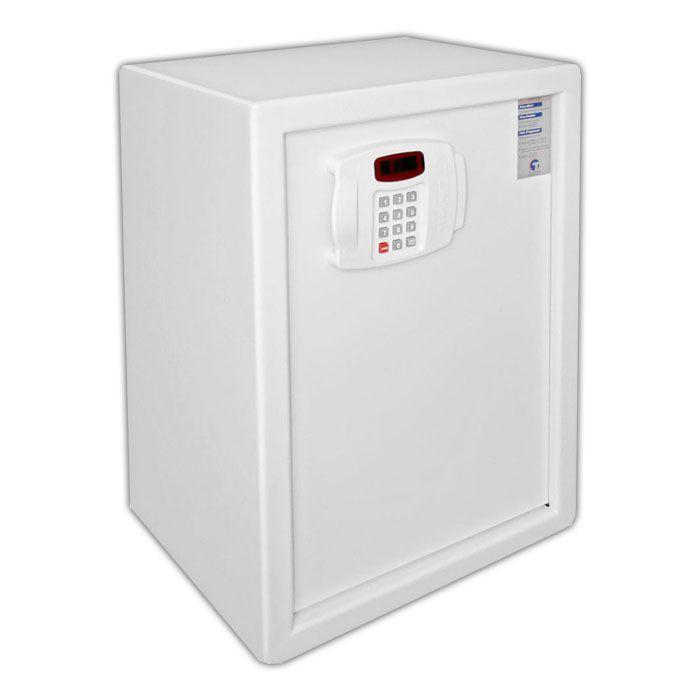 Cofre eletronico techner 54 x 38 x 30cm branco mod.s54-ec1 ref.2005080/ ce00150