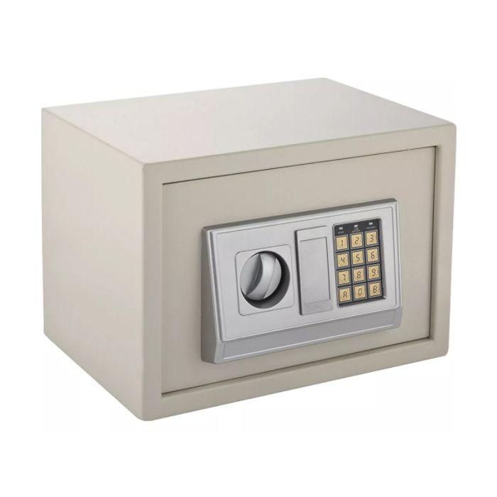 Cofre eletronico worker/kala 35 x 25 x 25cm branco ref. 197653