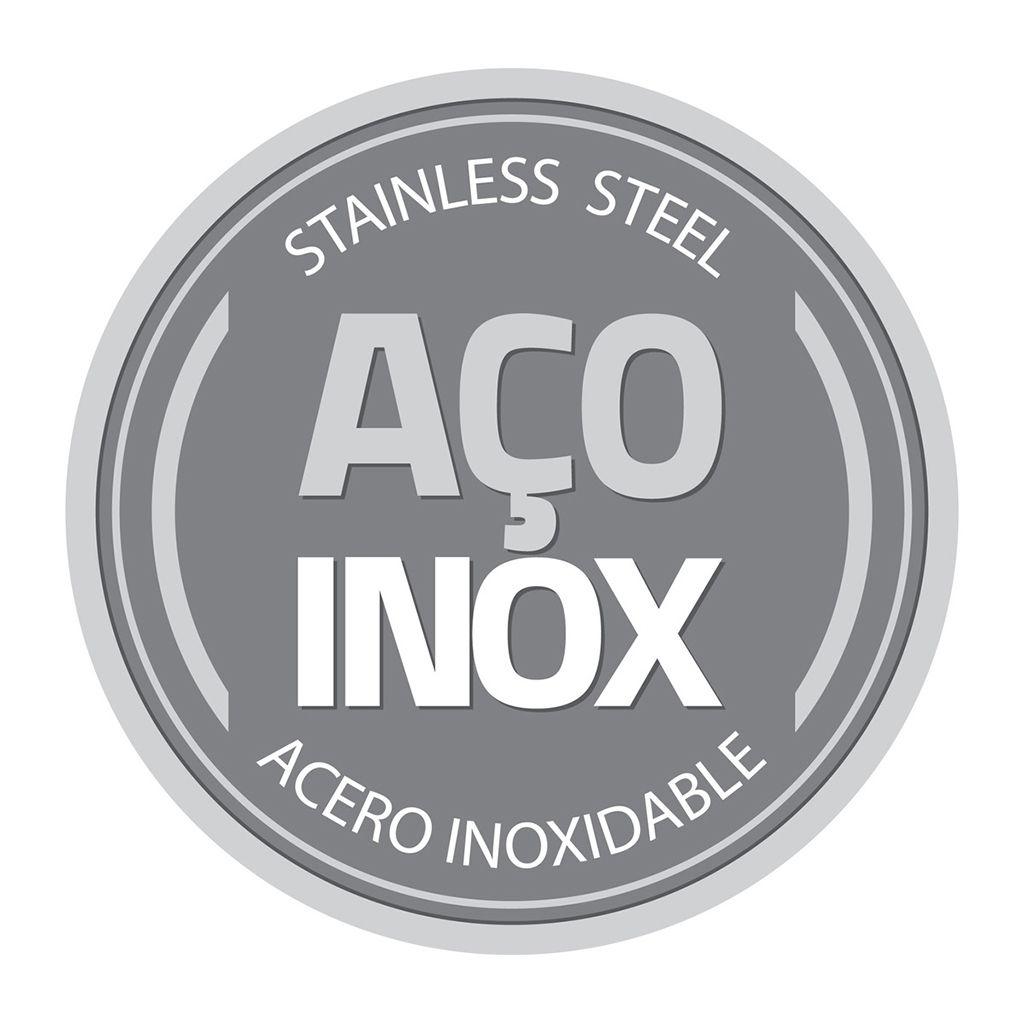 Colher inox p/ coquetel tramontina utility ref. 63999/524
