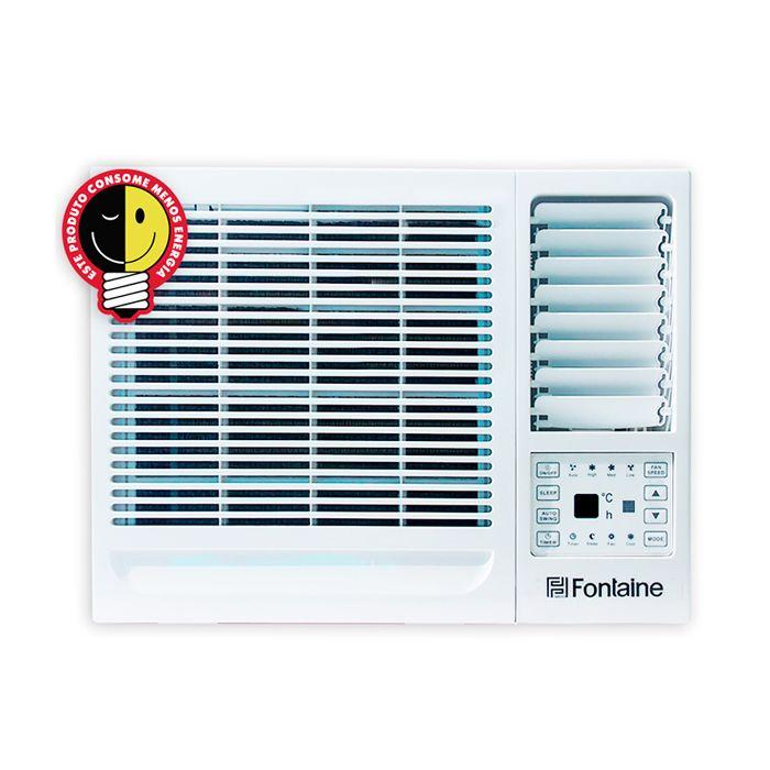Condicionador de ar fontaine 12.000 btus 127v c. remoto mod. jag 12