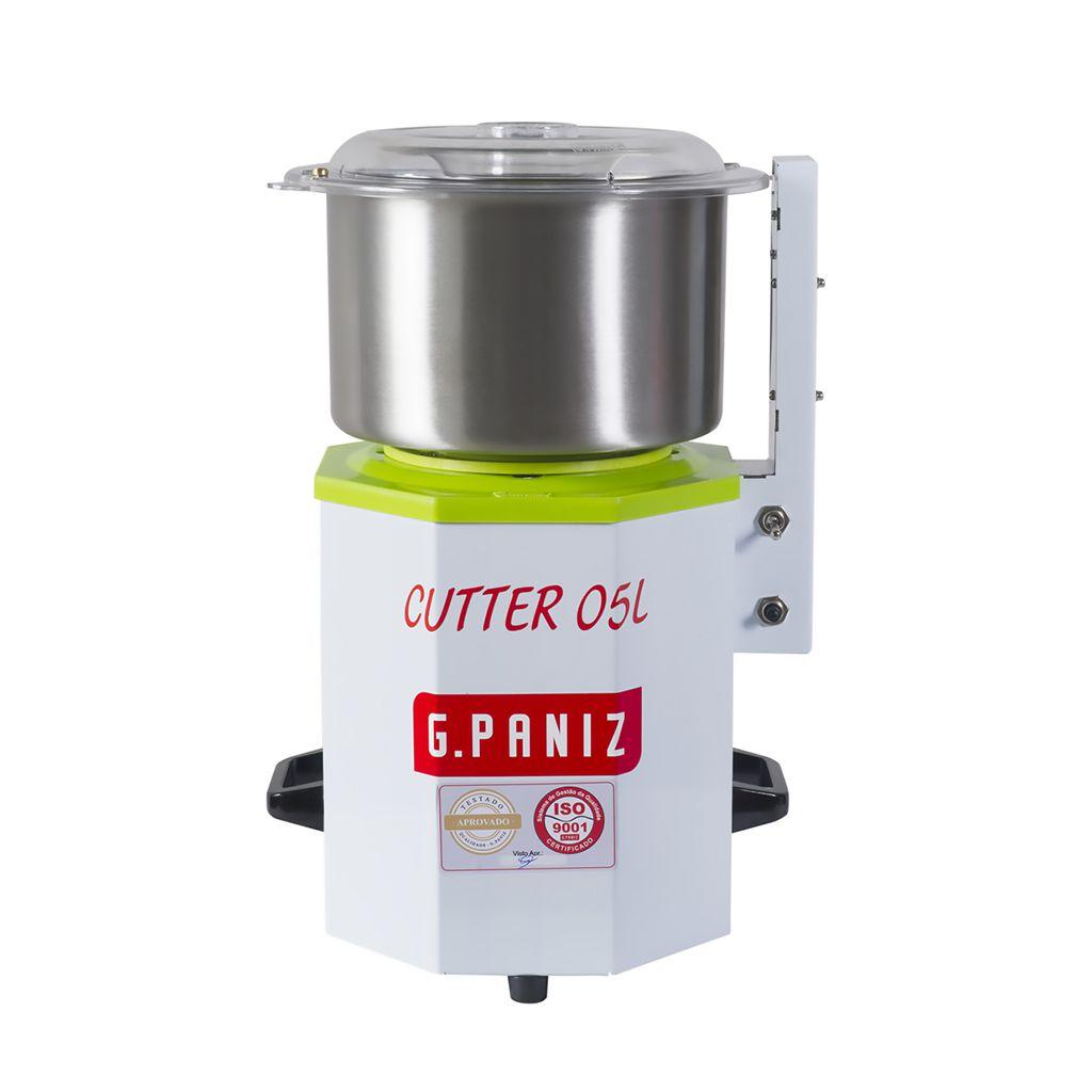 Processador de Alimentos Cutter G. Paniz 5L - 127v