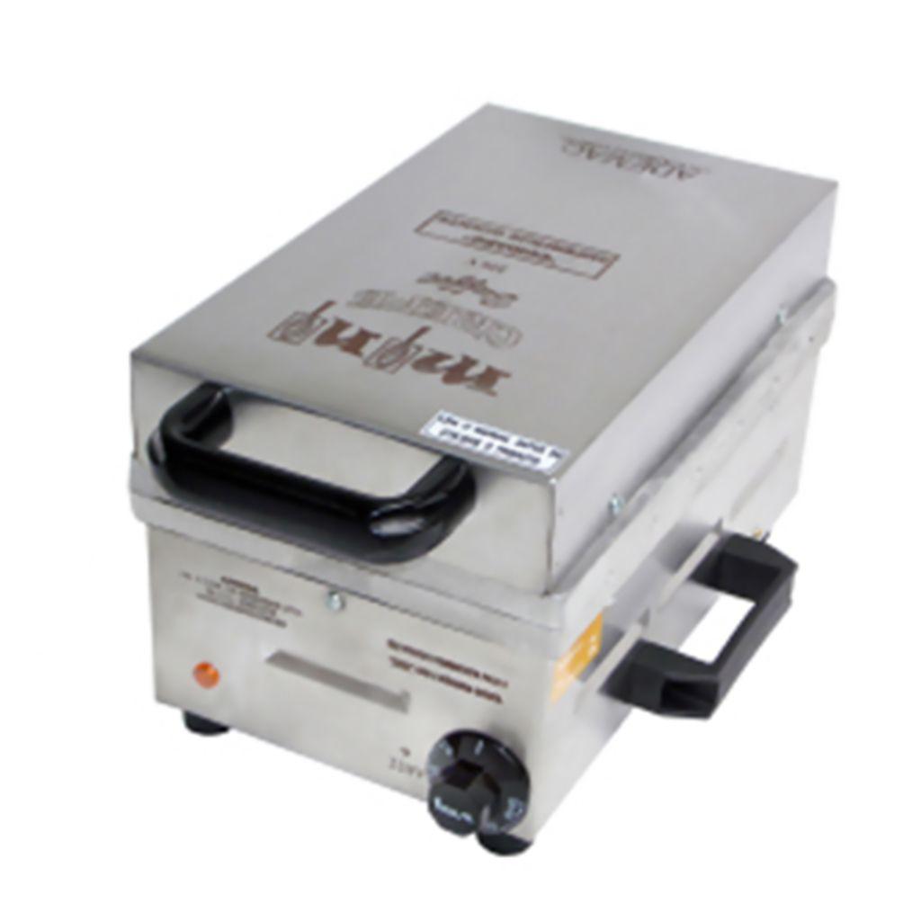 Máquina De Crepe No Palito Elétrico 12 Cavidades Mini MCRP12127 Ademaq - 127v