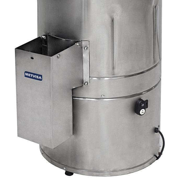 Descascador de batatas visa  6kg  1/4 hp 127v mod. db-6