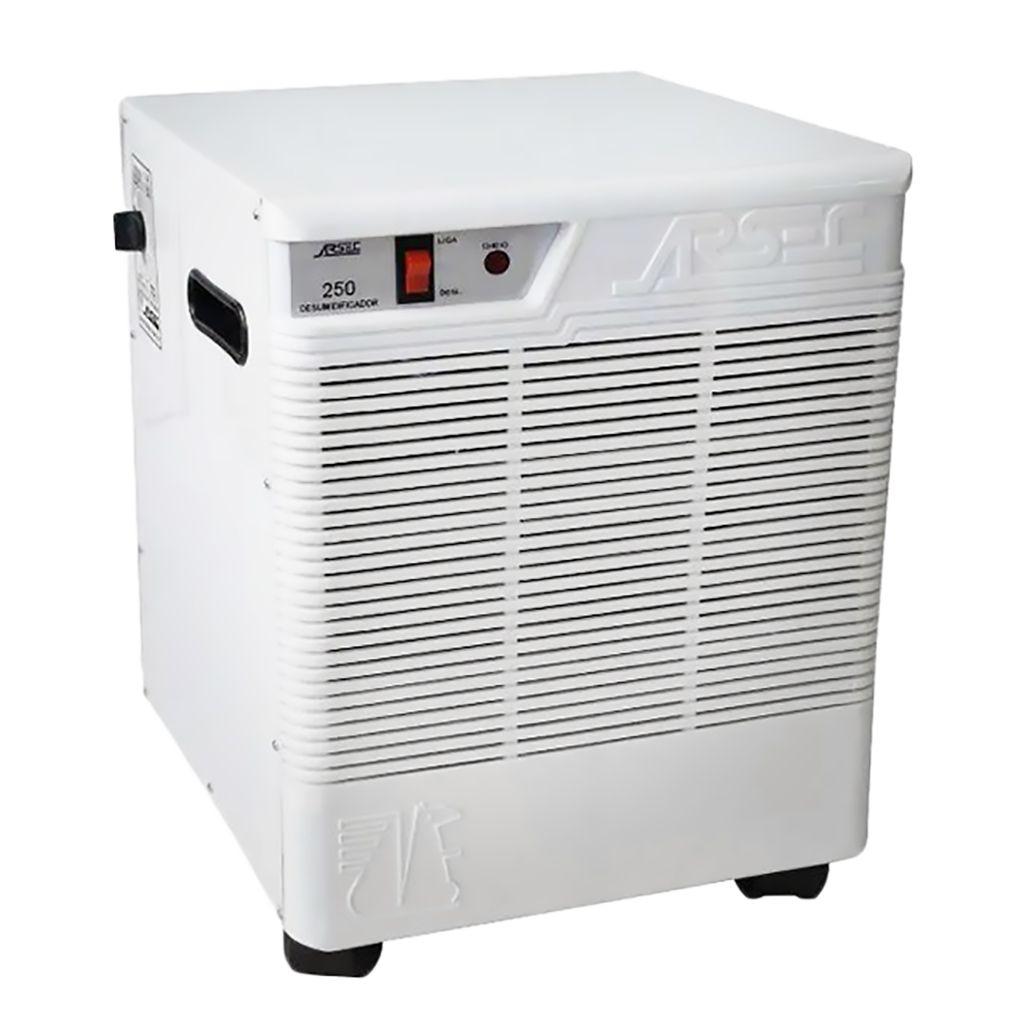 Desumidificador de Ar 150m³ Branco Analógico Arsec 160 - 127v