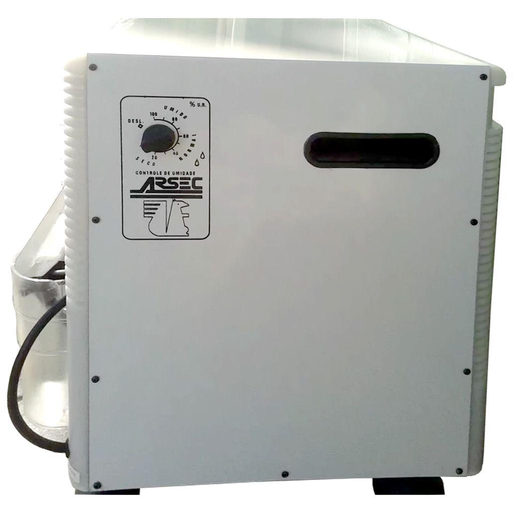 Desumidificador de ar 127v cap. 150m3 branco arsec mod. 160