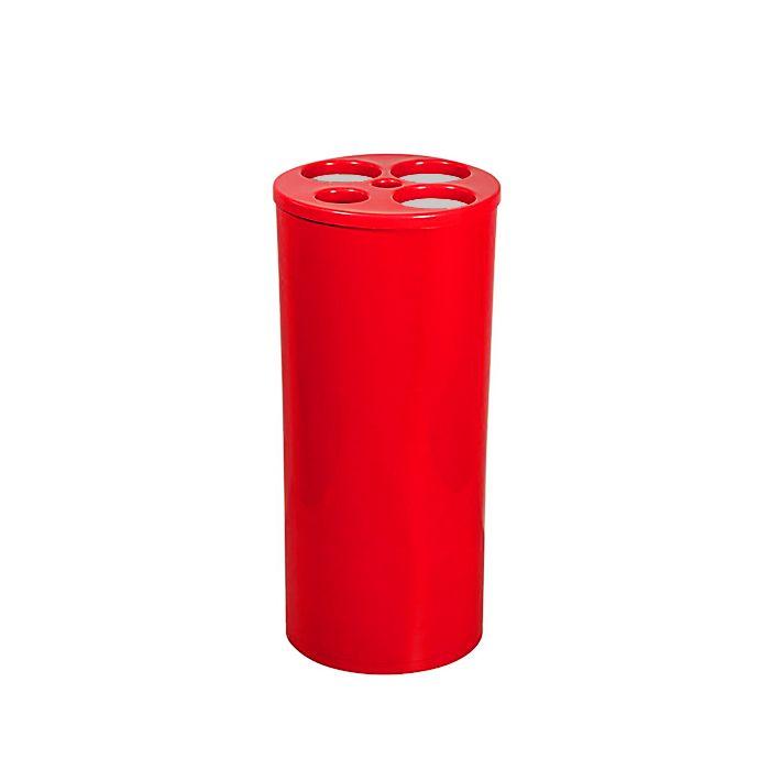 Dispensador de copos misto jsn vermelho mod. e16/ le16