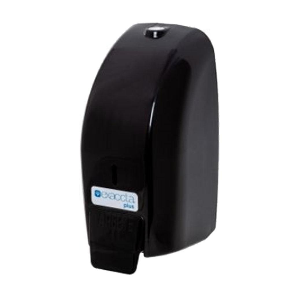 Dispenser de Sabonete Líquido 800ml Preto Exaccta Plus - EP-SAB54
