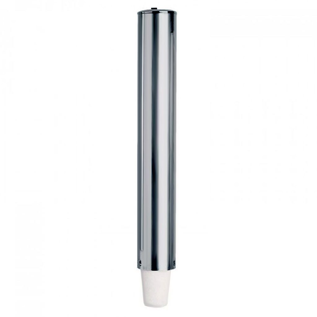 Dispenser Para Copos Descartáveis 300ml Inox Globo