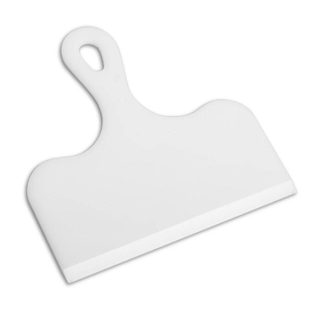 Espátula Plástica Larga Polipropileno Profissional 7