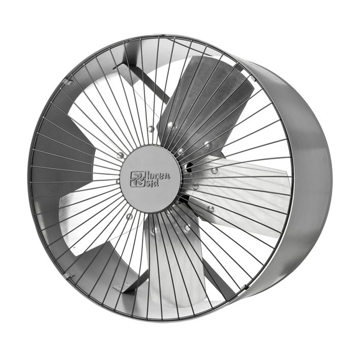 Exaustor axial 40 cm loren-sid c/rev. 1/4hp 220v vaz.4.200m3/h ref: 1773