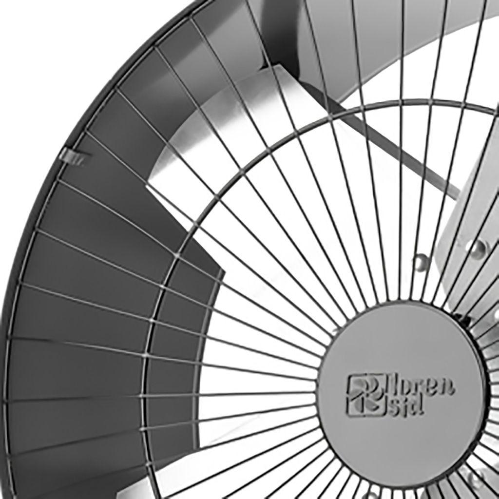 Exaustor Axial Loren Sid 1/2 hp 50cm Monofasico 1775 - 220v