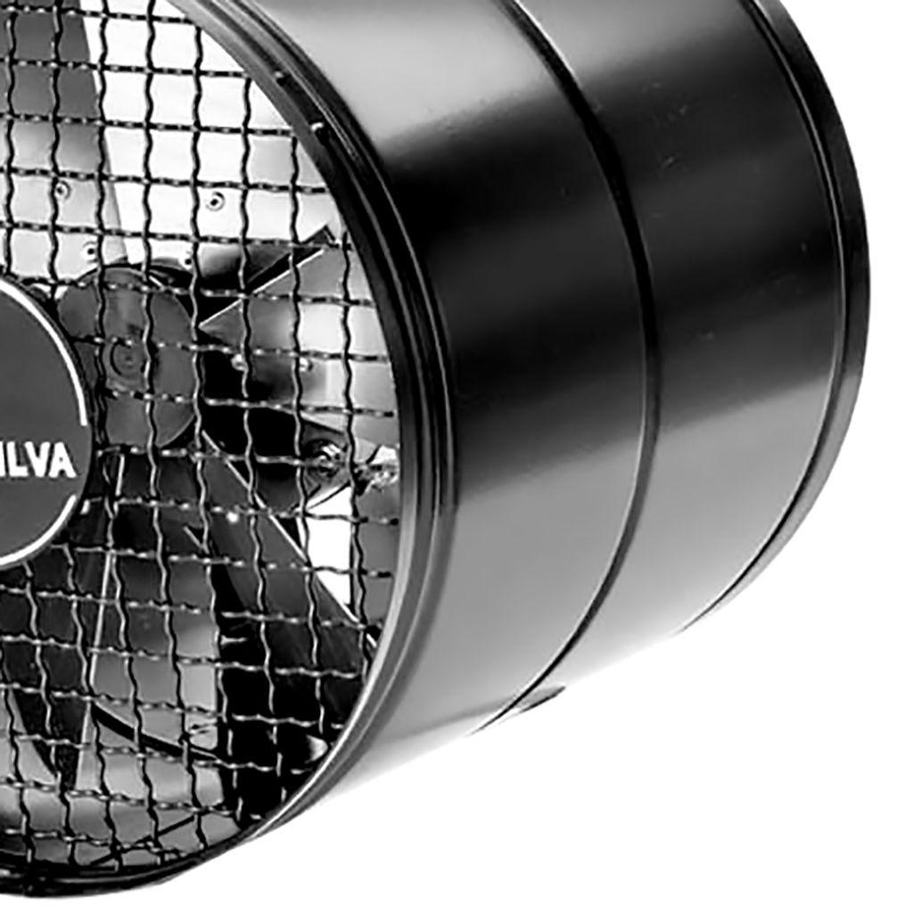 Exaustor Axial Ventisilva 1/5 hp 30cm Monofasico e30m4 - 127/220v