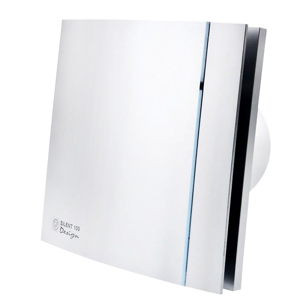 Exaustor Parede/Teto Otam 195M³/H Silent-200 Design - 127v