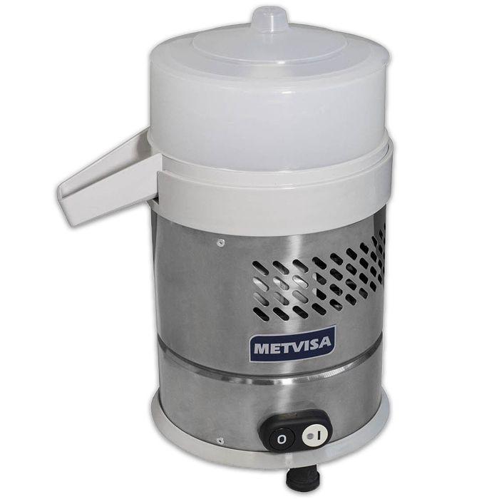 Extrator de suco visa 1/4cv 127/220 copo e peneira plastico light leve mod.esl