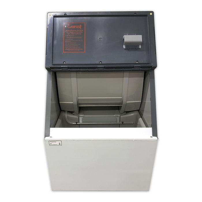 Fabricador de gelo em cubos everest 50kg/ 24hs 127v mod. egc-50