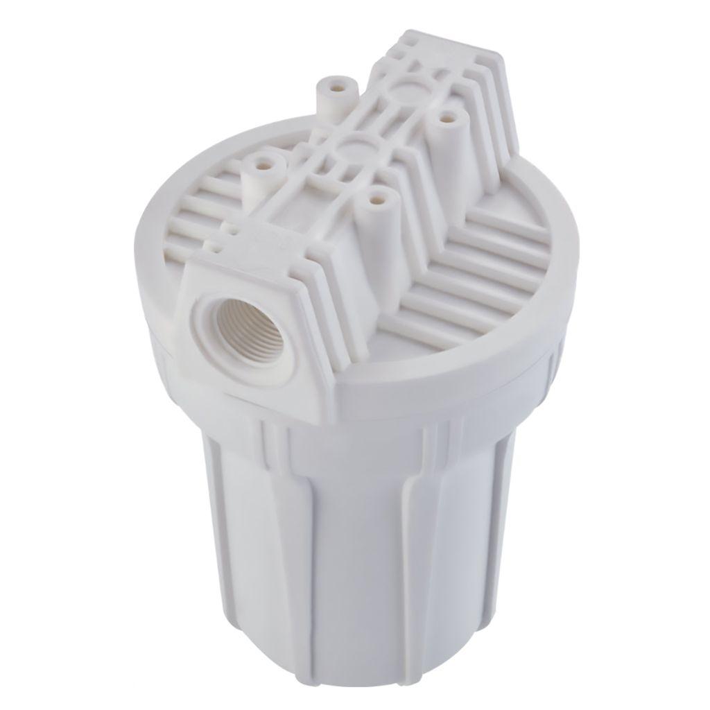 "Filtro Hidro Filtro 80L/h Branco Carbon Block Clor 5"""