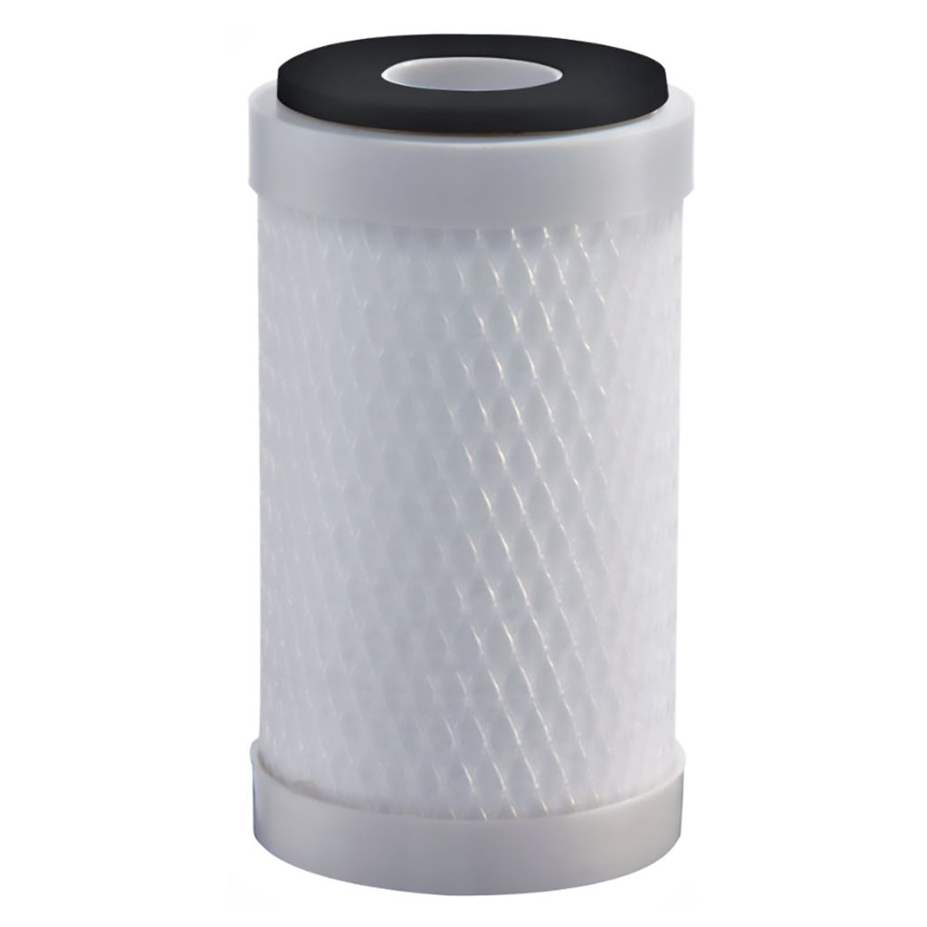 Filtro Refil Pequeno Hidrofiltros 90L/H Carbon Block Clor 5''