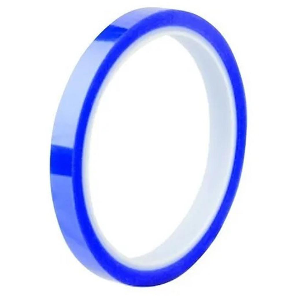 Fita Adesiva Tarjada Azul Tecmaes