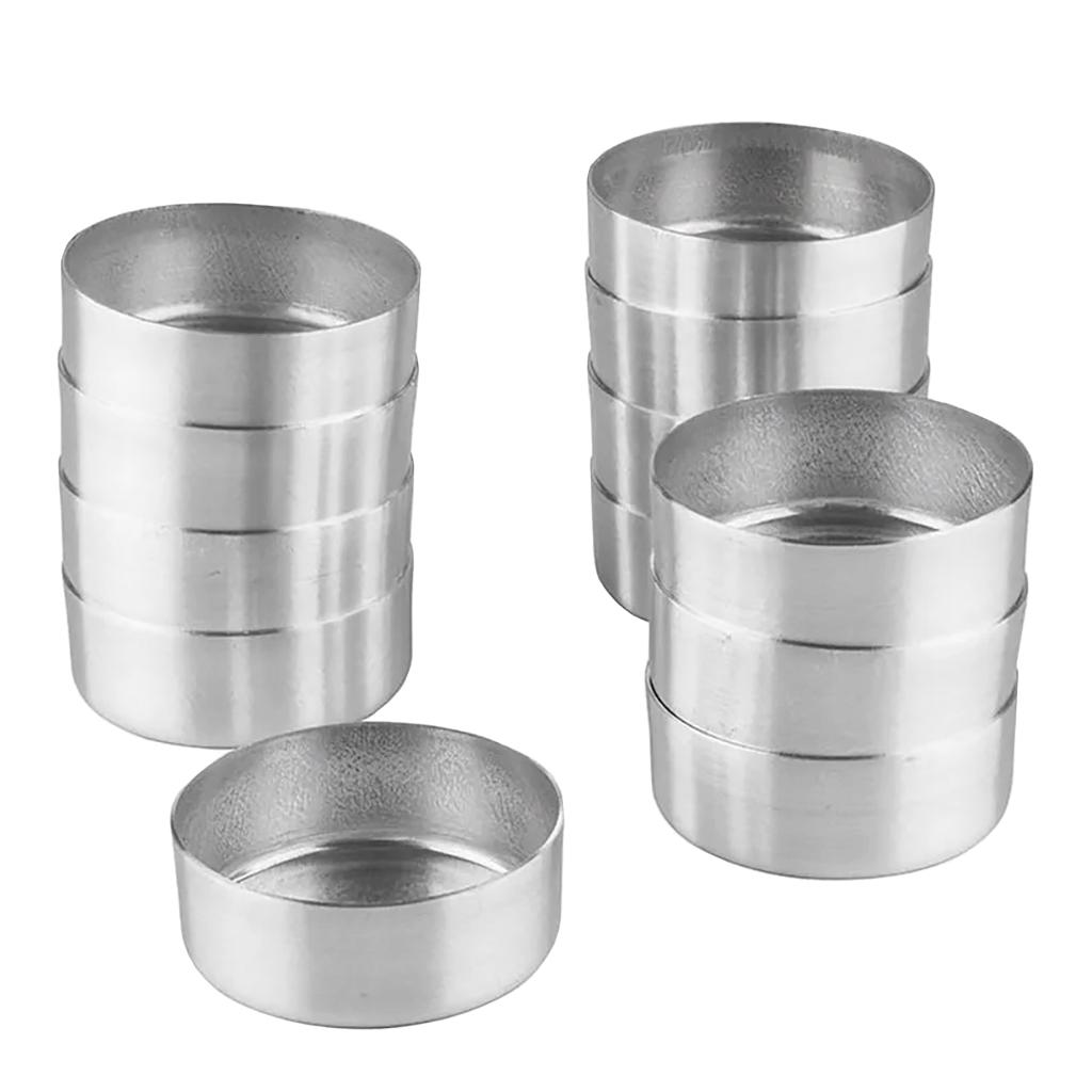 Forminha Quiche Alumínio nr. 2 - 12 Unidades
