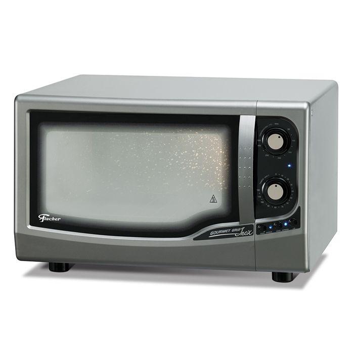 Forno eletrico 44lt 127v prata fischer goumert grill ref. 9741-13187