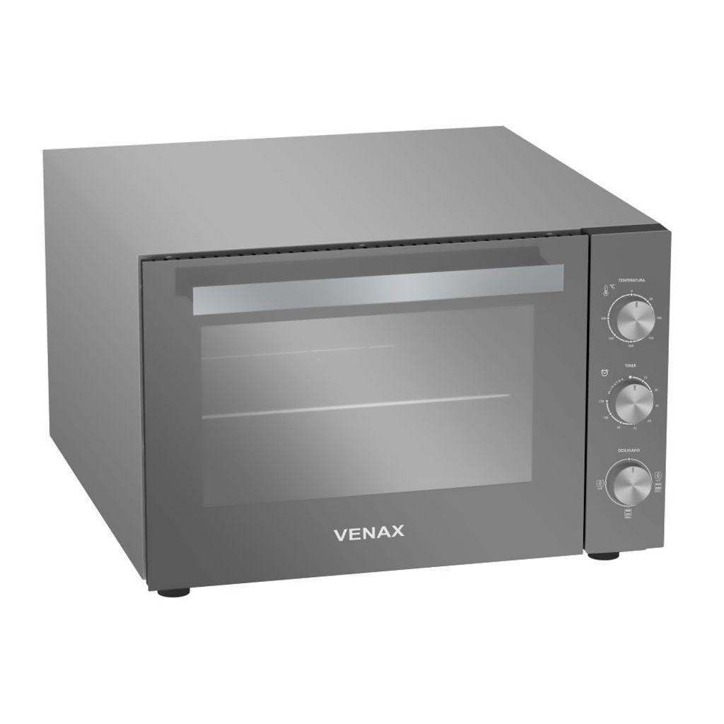Forno Elétrico Venax Gourmet 45L Inox - 127v