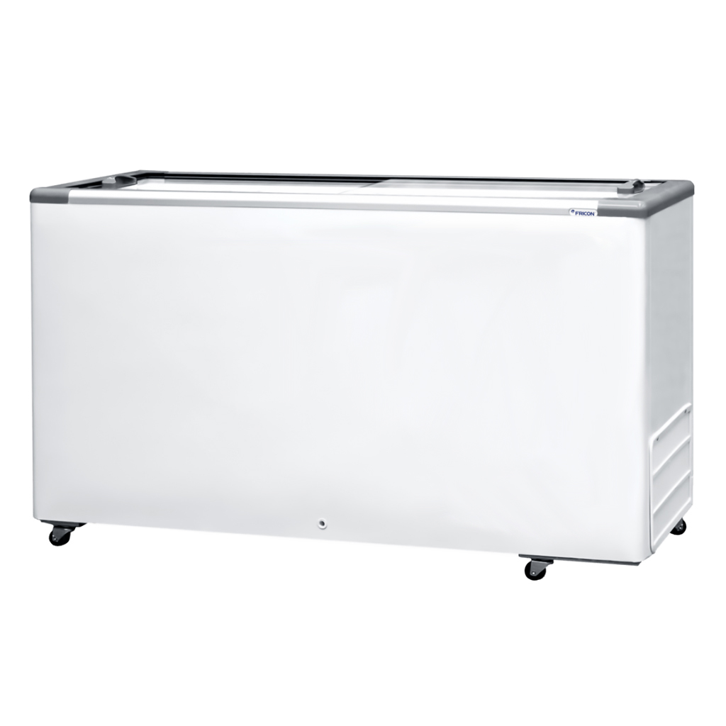 Freezer Conservador Horizontal Fricon 2 Tampas 503L Branco HCEB 503 V - 220v