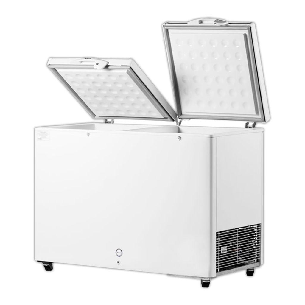 Freezer horizontal comerc. 411lt 127v fricon  mod. hced-411-1c