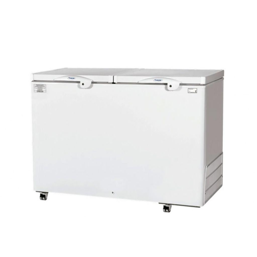 Freezer Conservador Horizontal Fricon 2 Portas 411L Branco HCED 411 C - 220v
