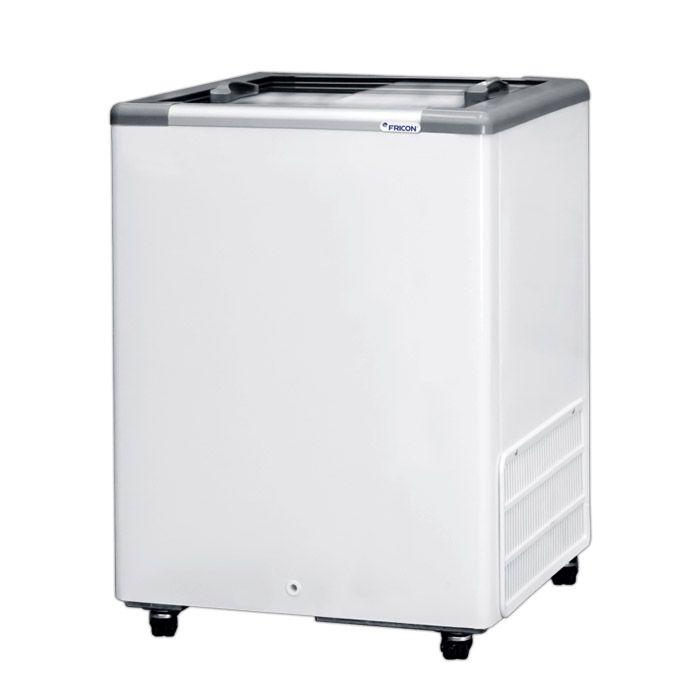 Freezer horizontal comerc. 142lts 127v fricon 1t v. reto mod. hceb-142-1v
