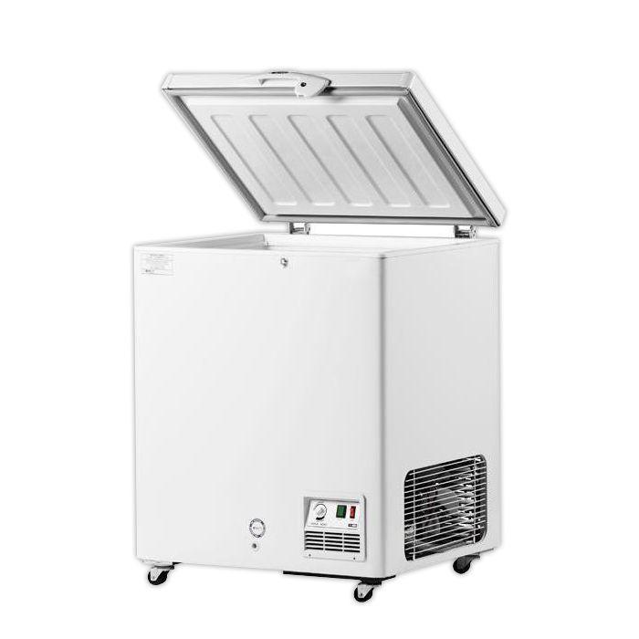 Freezer horizontal comerc. fricon 216lt 127v mod: hced-216-1c