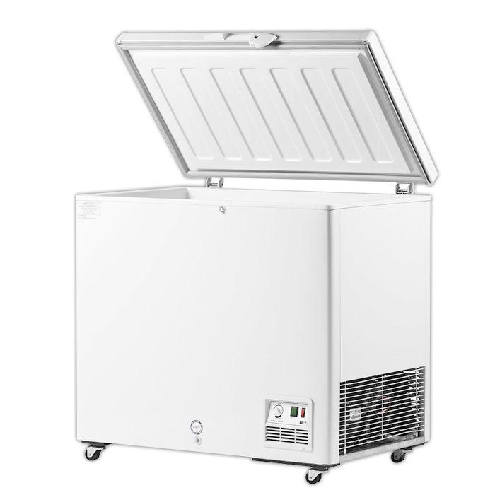 Freezer horizontal comerc. 311lt 127v fricon mod. hced-311-1c