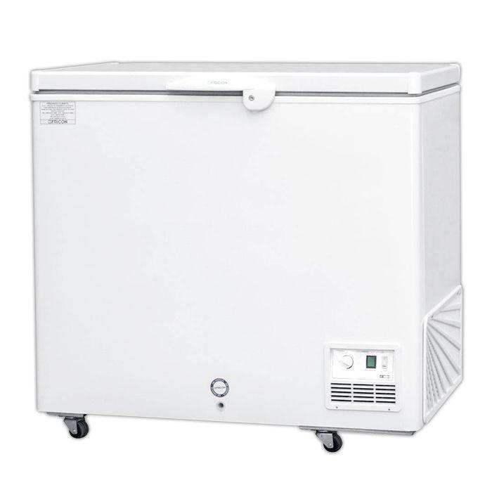 Freezer horizontal comerc. 311lts 220v fricon mod: hced-311-2c