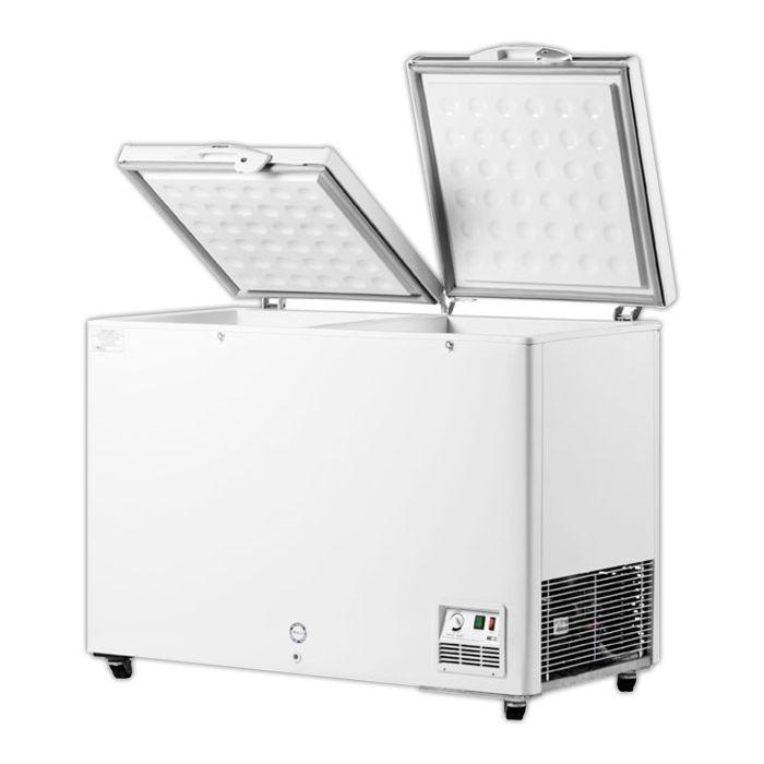 Freezer horizontal comerc. 411lts 220v fricon  mod: hced-411-2c